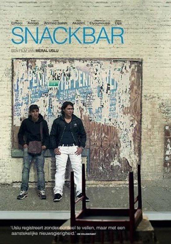 Cover van de film 'Snackbar'