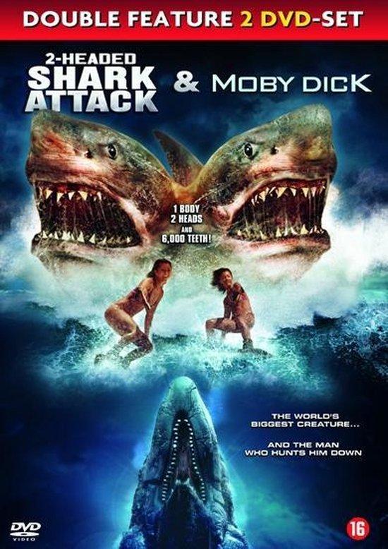 Cover van de film 'Moby Dick/2 Headed..'