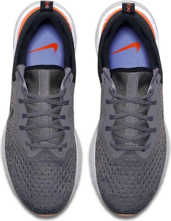 Nike Odyssey React Sneakers Dames Grijs Maat 38.5