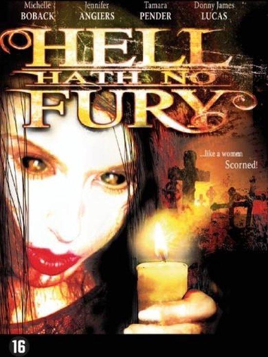Cover van de film 'Hell Hath No Fury'