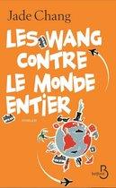 Omslag Les Wang contre le monde entier