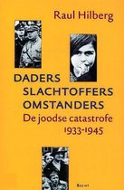 Daders slachtoffers omstanders