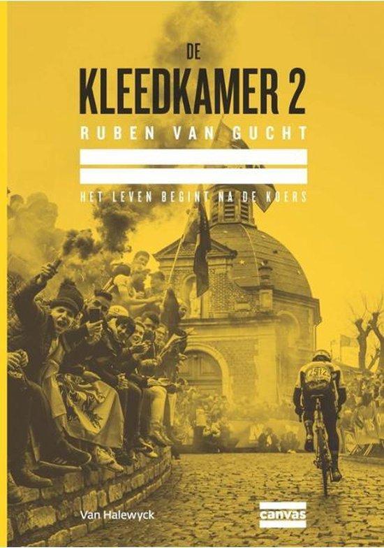 Boek cover De kleedkamer 2 van Ruben van Gucht (Paperback)