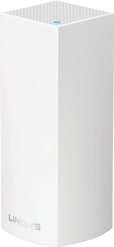 Linksys Velop Tri Band - Multiroom Wifi Systeem - Single Pack