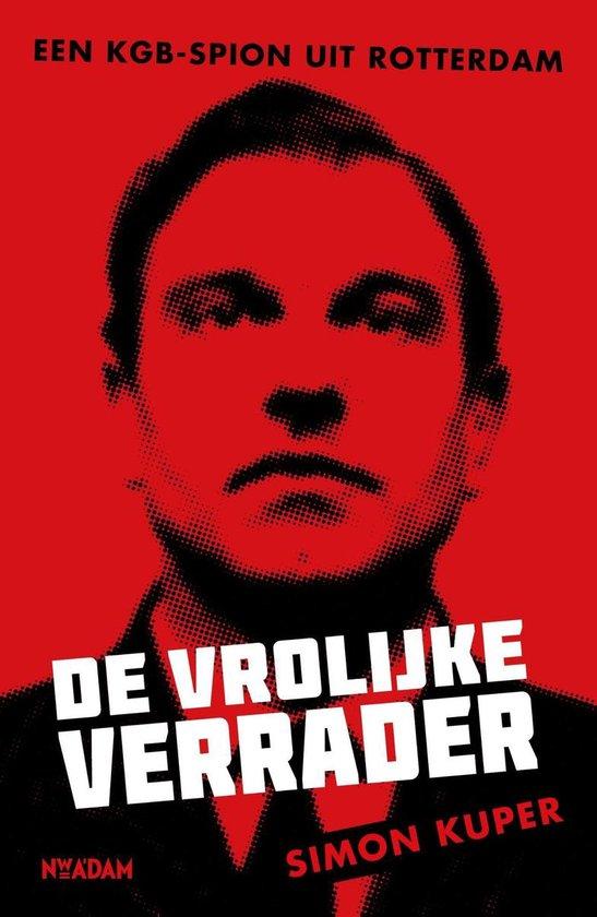 Boek cover De vrolijke verrader van Simon Kuper (Onbekend)