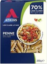 Atkins Pasta Penne Maaltijdvervanger - 8x250g