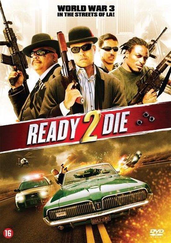 Cover van de film 'Ready 2 Die'
