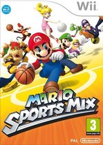 Nintendo Mario Sports Mix video-game Wii Engels