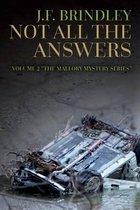 Boek cover Not All the Answers van J F Brindley