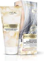 Bol.com-L'Oréal Paris Age Perfect Color Age Perfect Verzorgende Kleurbehandeling - Nuance van Zilvergrijs-aanbieding