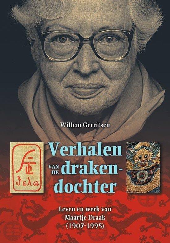 Boek cover Verhalen van de drakendochter van Willem Gerritsen (Paperback)