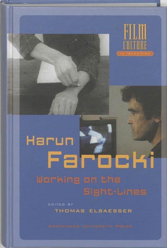 Cover van het boek 'Harun Farocki / druk 1'