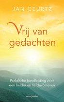Boek cover Vrij van gedachten van Jan Geurtz (Onbekend)