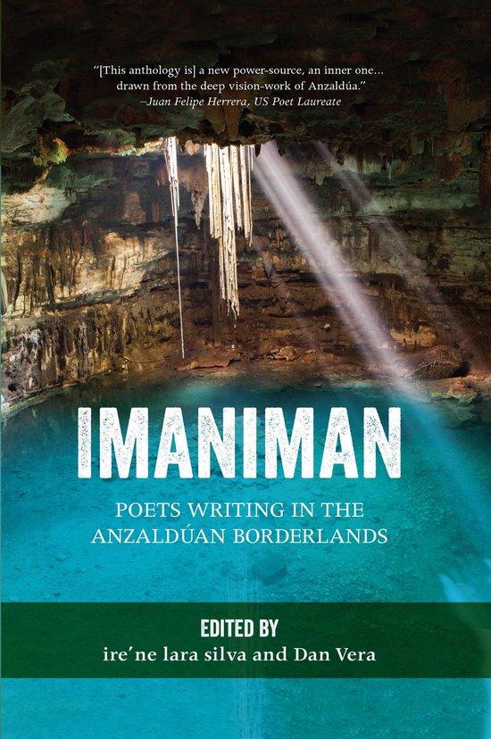 Boek cover Imaniman van Irene Lara Silva (Onbekend)