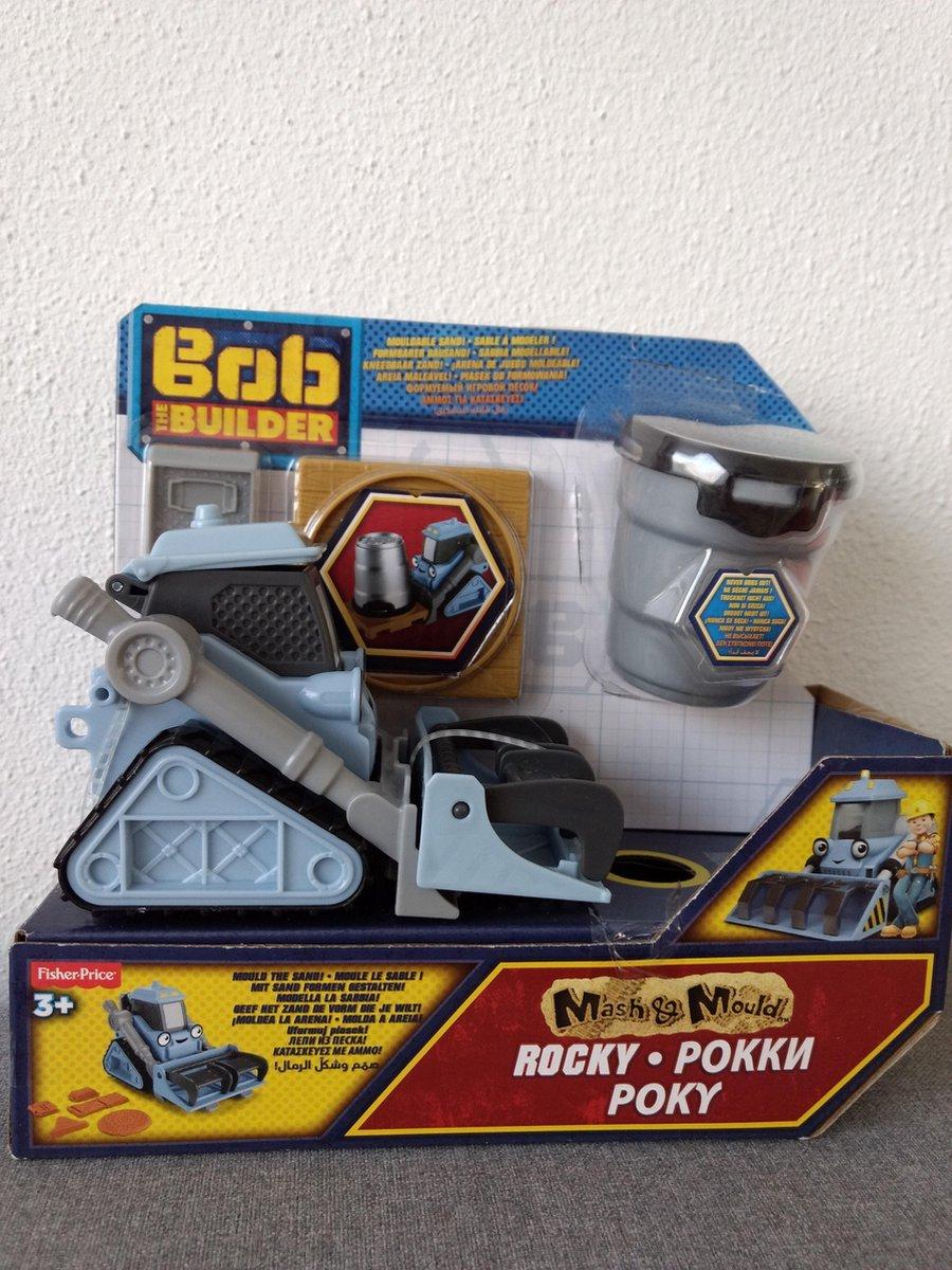 Bob de Bouwer Mash & Mold Speelzand Rocky prijzen vergelijken. Klik voor vergroting.