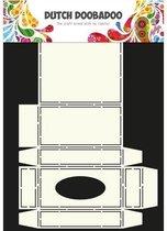 Dutch Doobadoo Dutch Box Art stencil tissue doosje A4