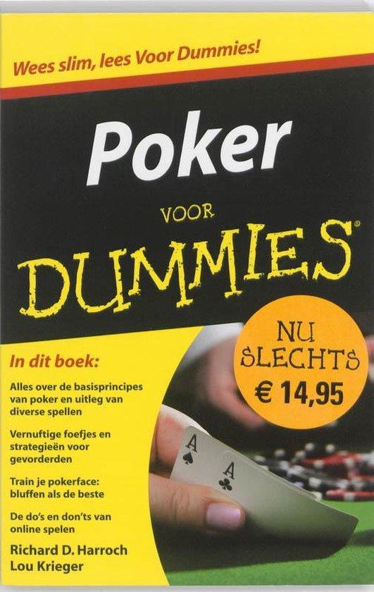 Poker voor Dummies - Richard D. Harroch | Fthsonline.com