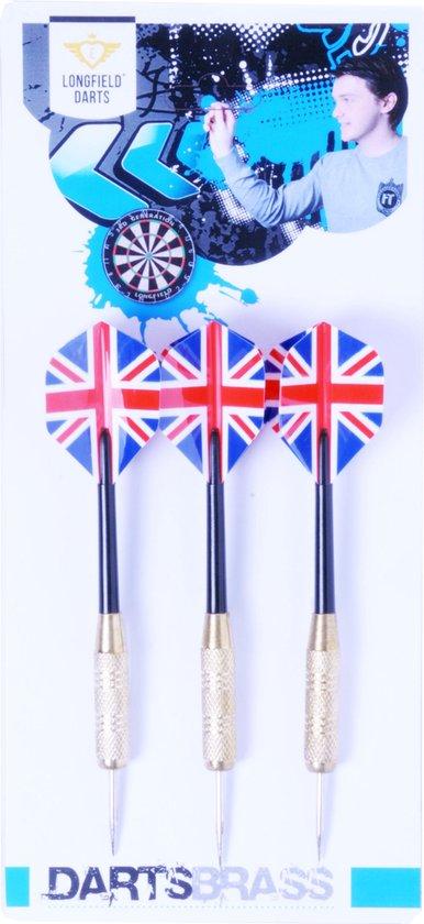 Afbeelding van het spel Longfield Darts Steeltip 18 GR