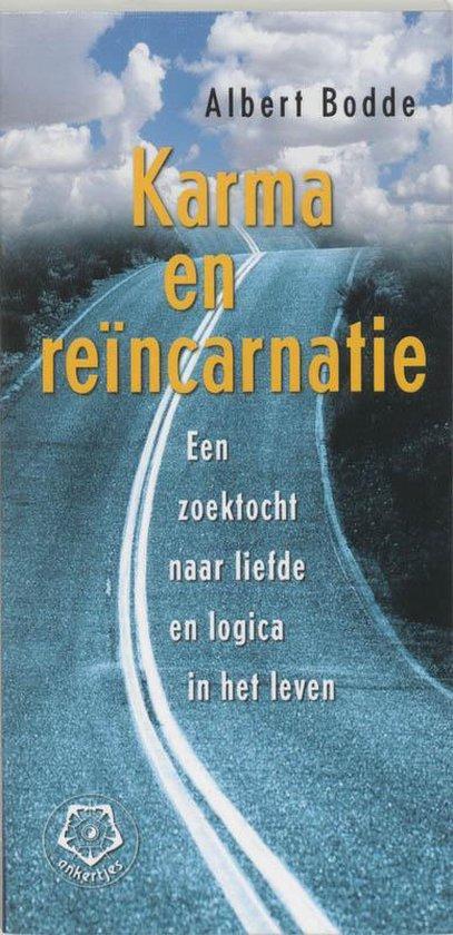 Karma en reincarnatie / druk Herziene druk - Albert Bodde |