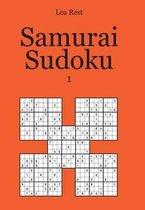 Samurai Sudoku 1