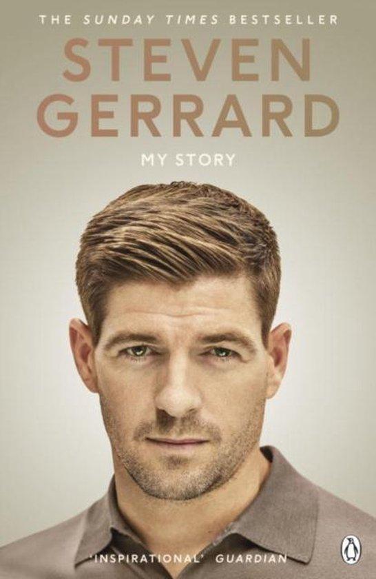 Boek cover My Story van Steven Gerrard (Paperback)