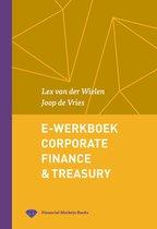 Corporate finance & treasury