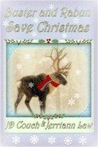 Buster and Rabun Save Christmas