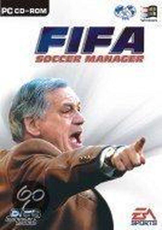 FIFA Football 2004 – Manager