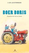 CD cover van Boer Boris  - Boer Boris (luisterboek) van Ted van Lieshout