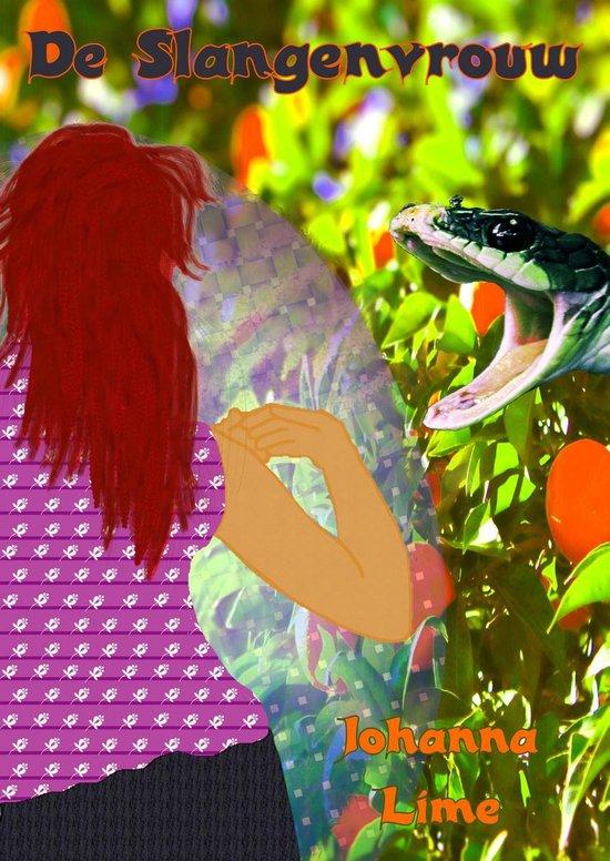 Verhalen van Eibor Risoklany - De slangenvrouw - Johanna Lime |