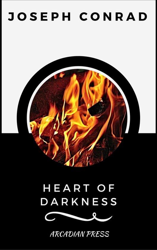 Boek cover Heart of Darkness (ArcadianPress Edition) van Joseph Conrad
