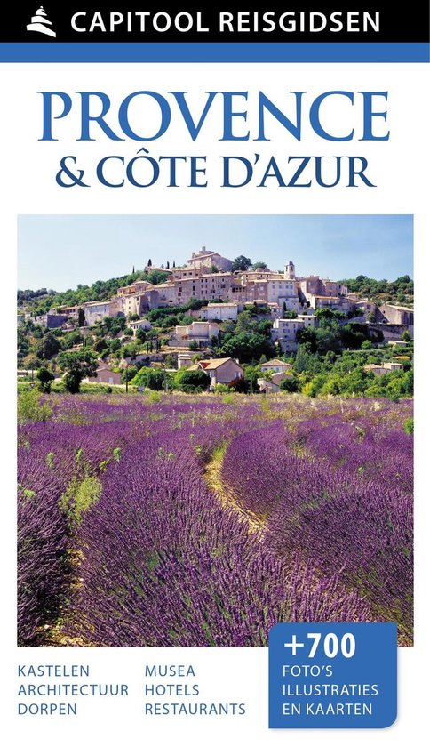 Capitool reisgids - Provence & Côte d'Azur - Capitool |