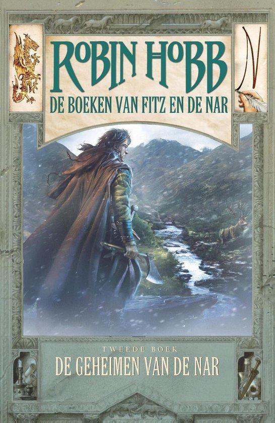 De Boeken van Fitz en de Nar 2 – De Geheimen van de Nar - Robin Hobb  