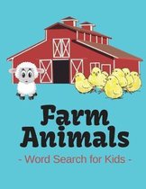 Word Search for Kids