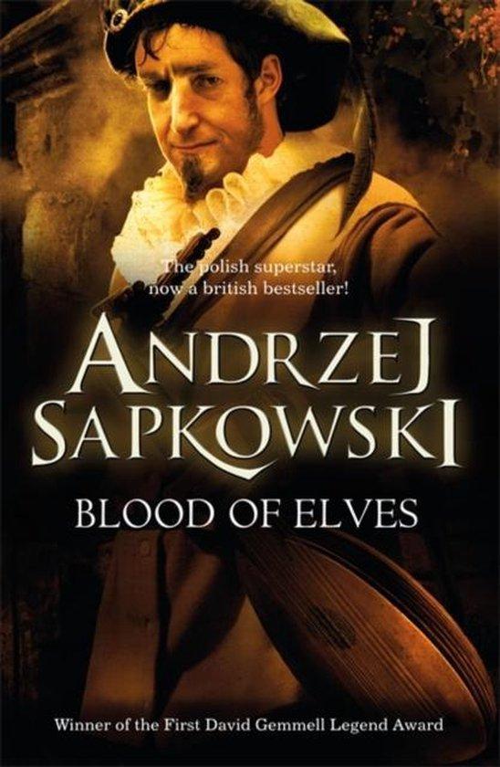Blood of Elves : Witcher 1 - Andrzej Sapkowski