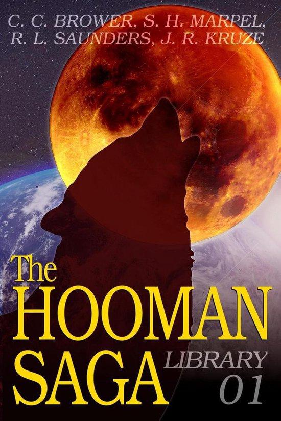 The Hooman Saga Library 01