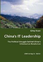 China's It Leadership