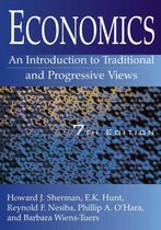 Boek cover Economics van Howard J Sherman