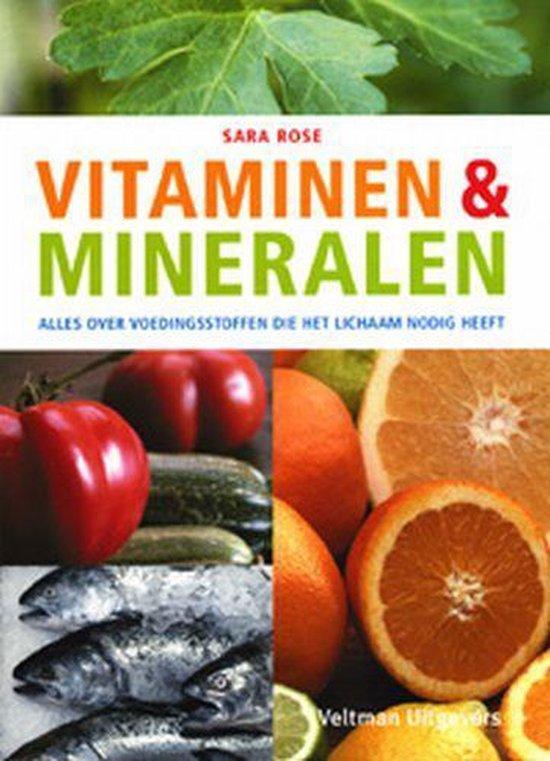 Vitaminen & Mineralen - Sara Rose   Fthsonline.com