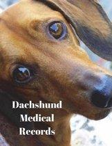 Dachshund Medical Records