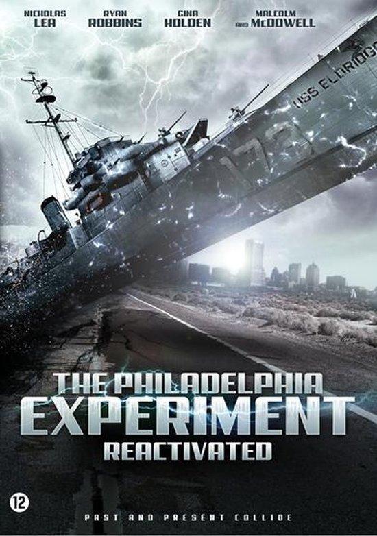 Cover van de film 'Philadelphia Experiment'
