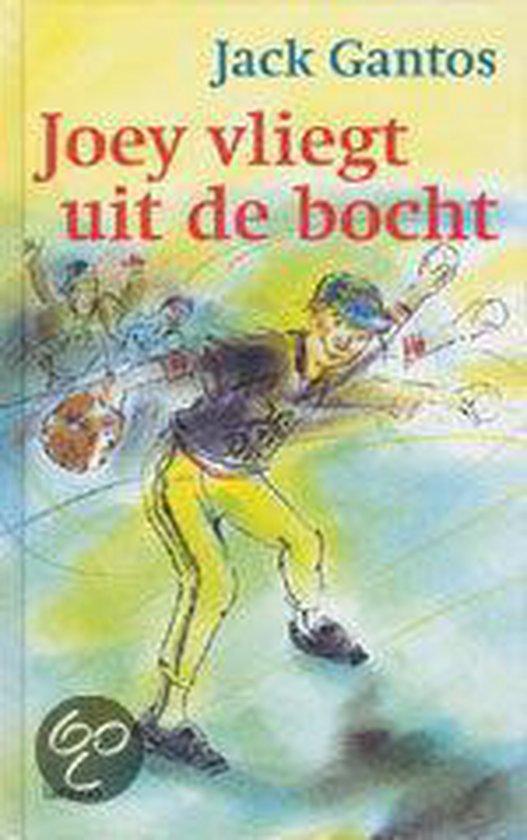 Joey Vliegt Uit De Bocht - Jack Gantos | Readingchampions.org.uk