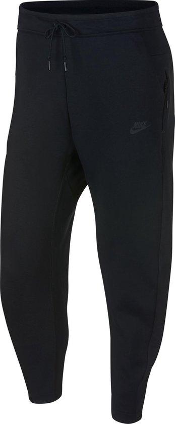 Nike Nsw Tech Fleece Oh Joggingbroek Heren - Black/(Black) - Maat S