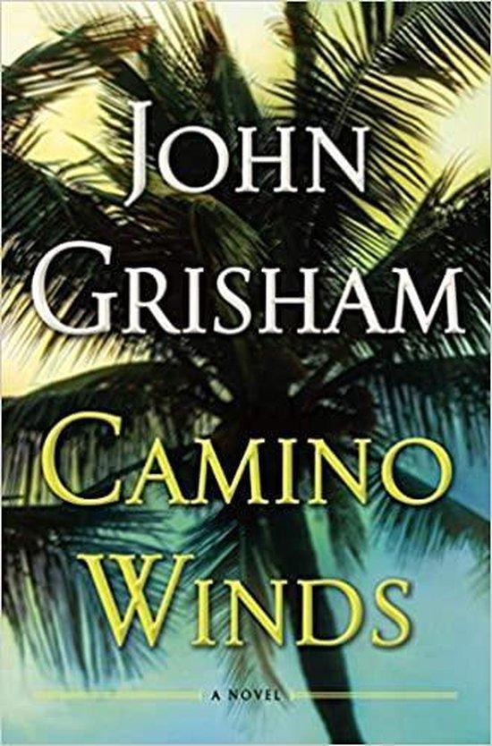 Omslag van Camino Winds