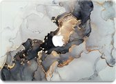 Lunso - cover hoes - MacBook Air 13 inch (2010-2017) - Marble Magnus