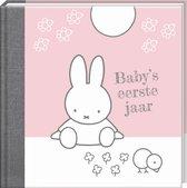 Boek Baby eerste jaar Nijntje: roze (9%) (06113)