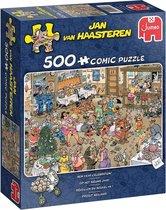 Jan Van Haasteren Op Het Nieuwe Jaar! puzzel - 500