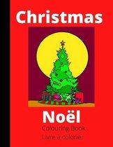 Christmas - Noel Coloring book - Livre a colorier