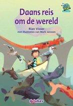 Samenleesboeken  -   Daans reis om de wereld