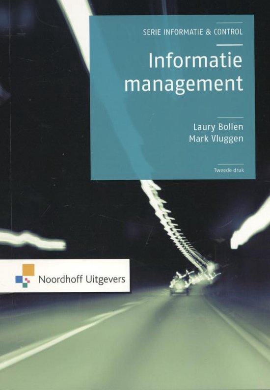 Informatie & Control  -   Informatiemanagement - Laury Bollen